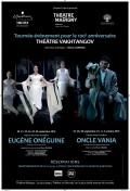 Eugène Onéguine au Théâtre Marigny