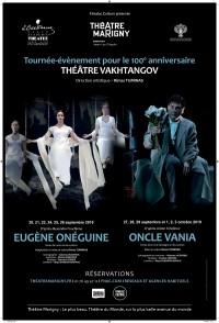 Oncle Vania au Théâtre Marigny