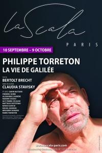 La Vie de Galilée à La Scala Paris