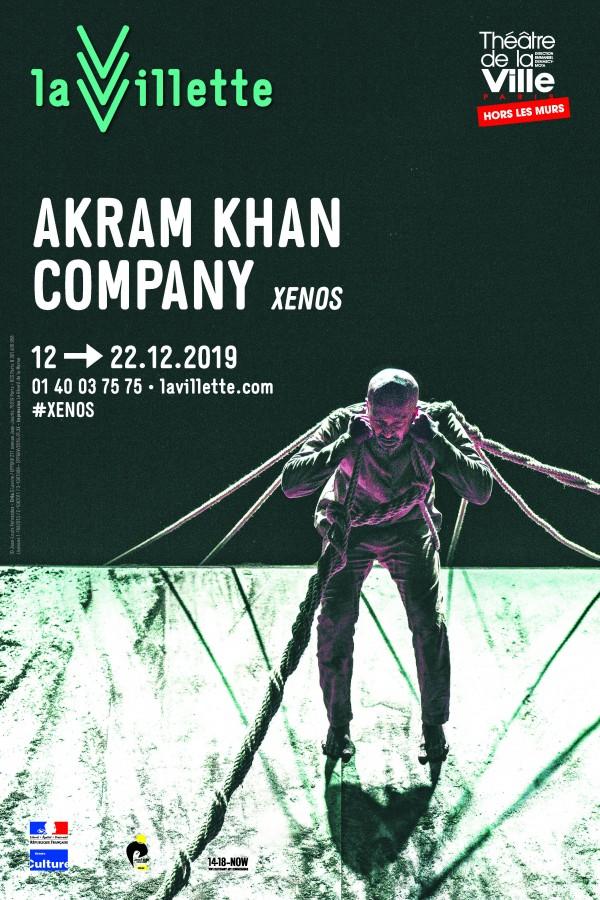 Xenos - Akram Khan