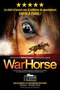 War Horse à la Seine Musicale