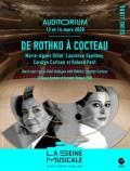 Marie-Agnès Gillot - De Rothko à Cocteau à La Seine Musicale