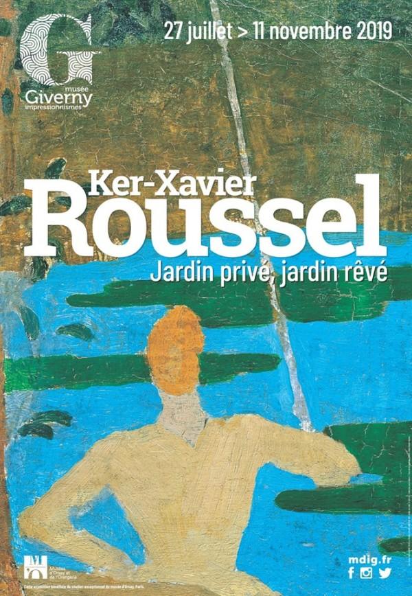 Ker-Xavier Roussel : Jardin privé, jardin rêvé au Musée des Impressionnismes