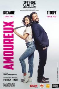 Amoureux au Théâtre de la Gaîté-Montparnasse