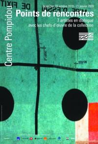 Points de rencontres au Centre Georges-Pompidou