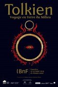 Tolkien, voyage en Terre du Milieu à la Bibliothèque nationale de France - site François-Mitterrand