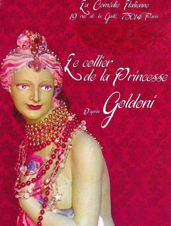 Le Collier de la princesse à la Comédie Italienne