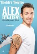 Alex Ramirès : Sensiblement viril au Théâtre Trévise