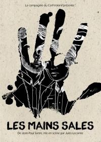Les Mains sales au Théâtre douze