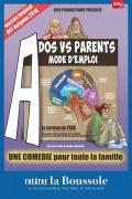 Ado VS parent : Mode d'emploi au Théâtre La Boussole