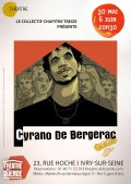 Cyrano de Bergerac au Théâtre El Duende