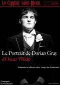 Le Portrait de Dorian Gray à la Comédie Saint-Michel