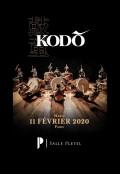 Kodō à la Salle Pleyel