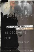 City of the Sun au 1999