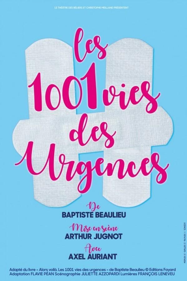 Les 1001 Vies des urgences au Théâtre des Béliers parisiens