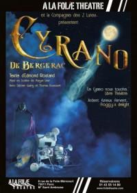 Cyrano de Bergerac à la Folie Théâtre