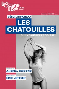 Les Chatouilles ou la Danse de la colère au Théâtre Libre