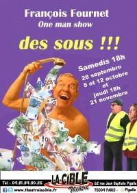 François Fournet : Des sous à La Cible