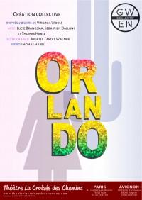 Orlando au Théâtre La Croisée des Chemins