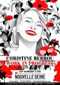 Christine Berrou : Work in Progress (en rodage) à La Nouvelle Seine