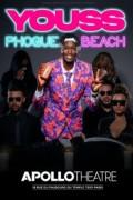 Youssoupha Diaby : Phoque Beach à l'Apollo Théâtre