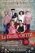 La Famille Ortiz au Théâtre Rive Gauche
