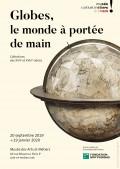 Globes, le monde à portée de main au Musée des Arts et Métiers