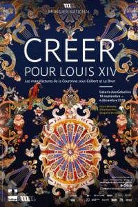 Créer pour Louis XIV à la Galerie des Gobelins