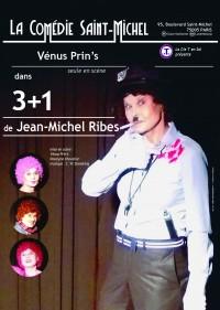 3+1 Monologues à la Comédie Saint-Michel