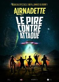 Airnadette : Le pire contre-attaque à l'Alhambra