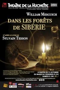 Dans les forêts de Sibérie au Théâtre de la Huchette