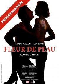 Fleur de peau - conte urbain au Théâtre L'Essaïon