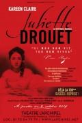 Juliette Drouet à L'Archipel