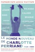 Le Monde nouveau de Charlotte Perriand à la Fondation Louis Vuitton
