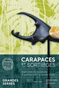 Carapaces et sortilèges au Muséum national d'Histoire naturelle