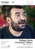 Philippe Bazin, Christiane Vollaire : Qui est nous ? au Maison Robert Doisneau