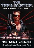 Ciné-concert « Terminator » au Palais des Congrès