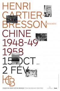 Henri Cartier-Bresson : Chine 1948/49-1958 à la Fondation Henri Cartier-Bresson