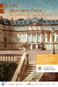 Les Derniers feux du palais de Saint-Cloud au Musée des Avelines