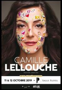 Camille Lellouche : Camille en vrai à la Salle Pleyel