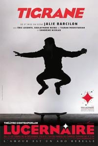 Tigrane au Théâtre du Lucernaire