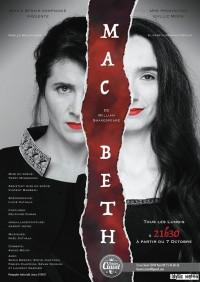 Macbeth au Théâtre Clavel