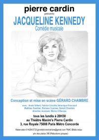 Jacqueline Kennedy, la dame en rose au Théâtre Maxim's