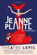 Jeanne plante est chafouin au Théâtre Lepic