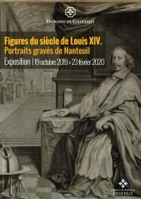 Figures du siècle de Louis XIV au Château de Chantilly