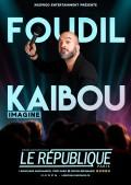 Foudil Kaibou : Imagine ! au Théâtre Le République
