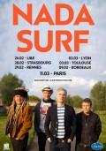 Nada Surf à la Cigale