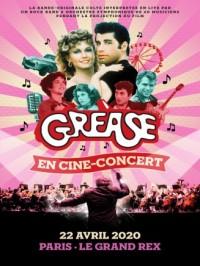 Ciné-concert « Grease » au Grand Rex
