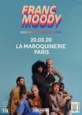 Franc Moody à la Maroquinerie