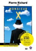 Pierre Richard : Monsieur X au Théâtre de l'Atelier